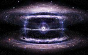 Самый мощный электромагнитный взрыв обнаружен во Вселенной