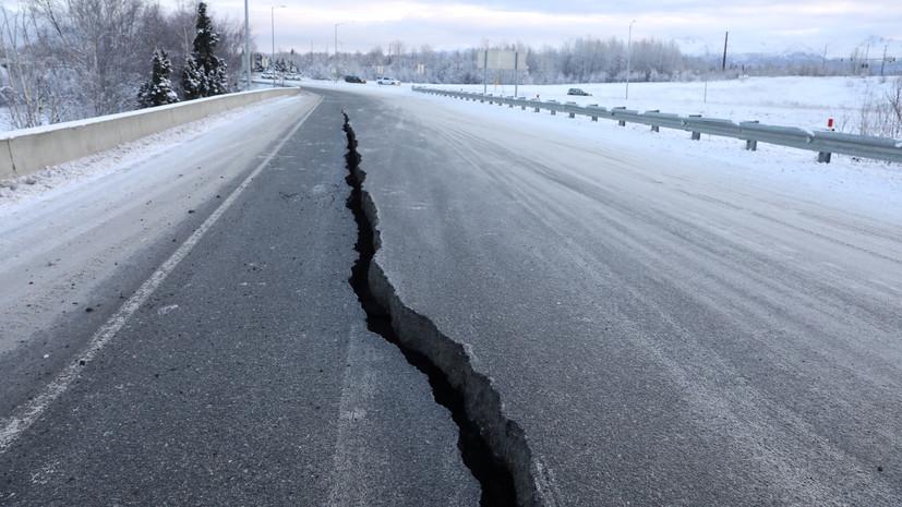 Серия землетрясений произошла в Челябинской области