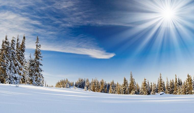 Погодные качели. Резкие перепады температур ожидаются на Урале