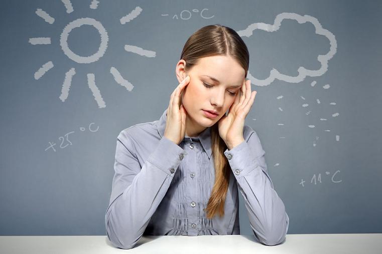 Мигрень и одышка. Как перепады погоды влияют на самочувствие