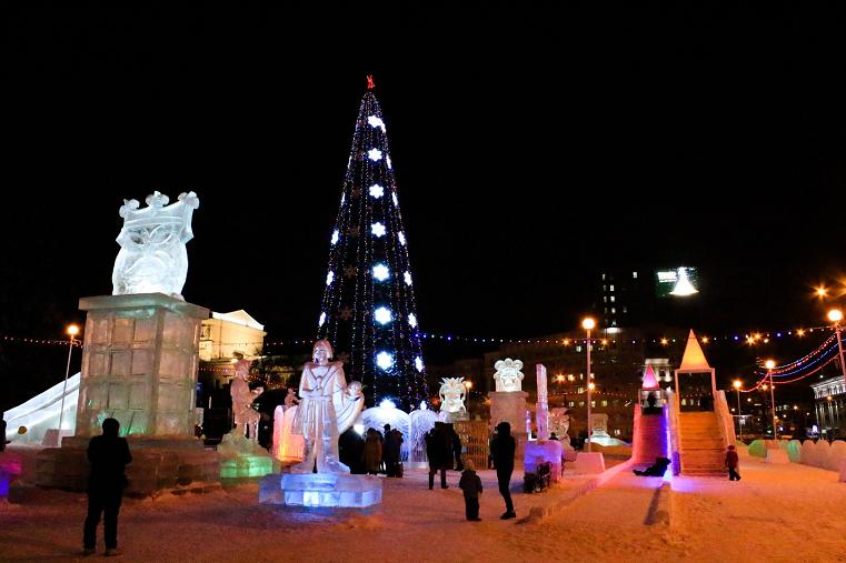 Движение перекроют. Открытие ледового городка на время парализует центр Челябинска