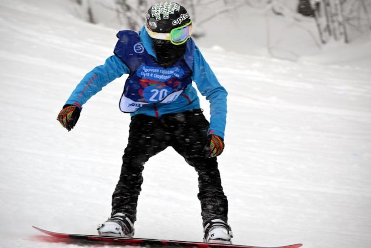 Короли снежных склонов. На Южном Урале стартовал Кубок мира по сноуборду