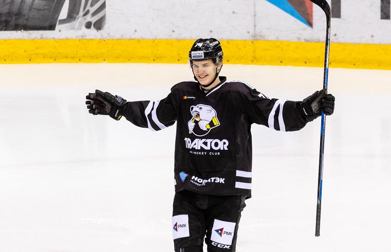 «Терпения и веры в команду». Хоккеист Кравцов покидает «Трактор»