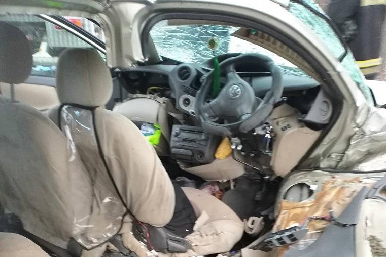 Погибла женщина, ребенок ранен. Такси попало в смертельное ДТП в Челябинске