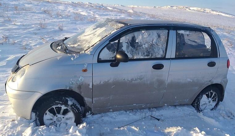 Улетели в кювет. Мама с 3 детьми пострадала в ДТП на Урале