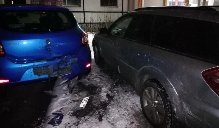 Челябинец устроил аварию в Екатеринбурге и сбежал