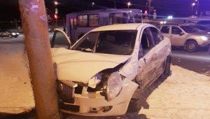В Челябинске разыскивают свидетелей серьезного ДТП