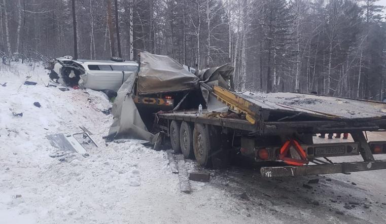 Завели дело. Страшная авария с челябинцем под Иркутском тянет на «уголовку»