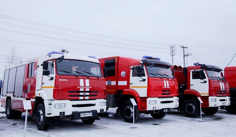Пригороды – под защитой. Новую пожарную часть открыли под Челябинском