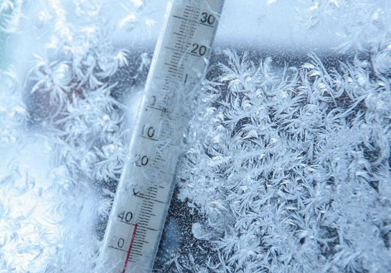 Арктический холод. Аномальные морозы идут на Урал