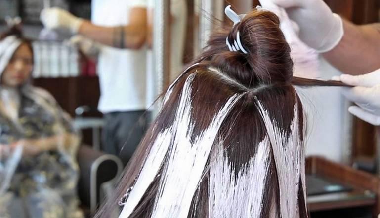 Частое окрашивание волос связано с риском для здоровья