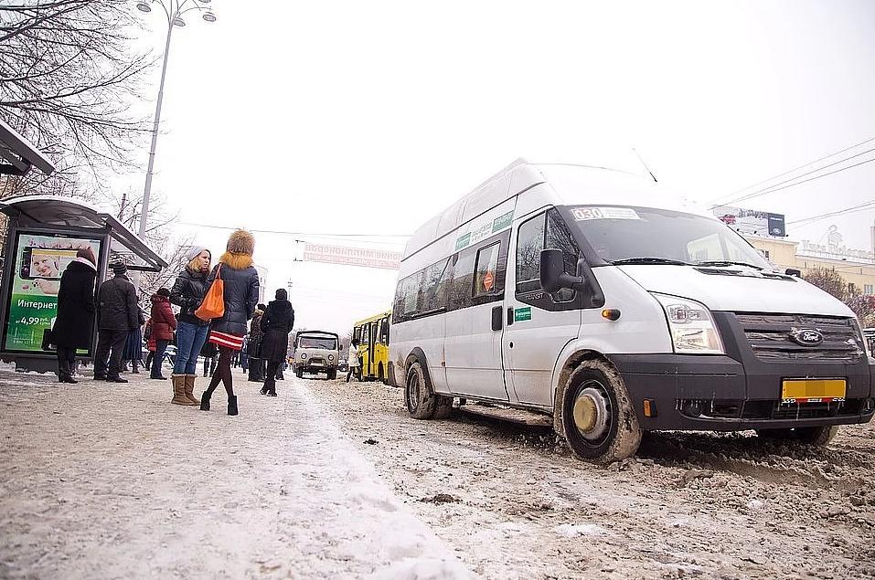 Алексей Текслер рассказал о судьбе маршруток в Челябинске