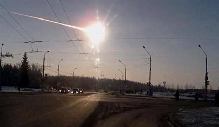 """Новый """"Челябинский метеорит"""" может достигнуть Земли в 2043 году"""