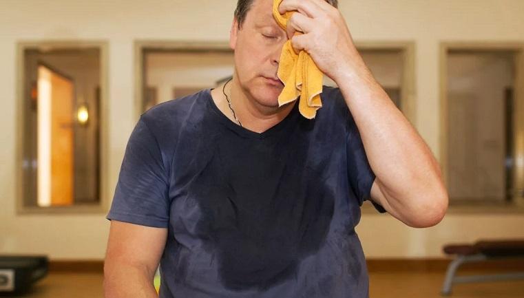 Повышенное потоотделение может сигналить о серьезной болезни