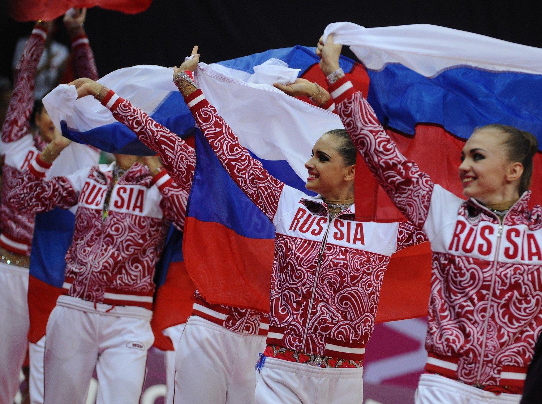 Владимир Путин: Сборная России должна выступать под своим флагом
