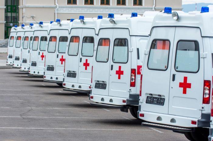 Помощь на колесах. В Челябинской области закупили передвижные ФАПы и реанимобили