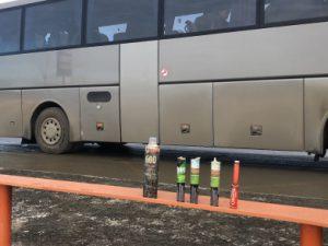 Провокация и наркотики. Автобус фанатами ХК «Трактора» задержали на Урале