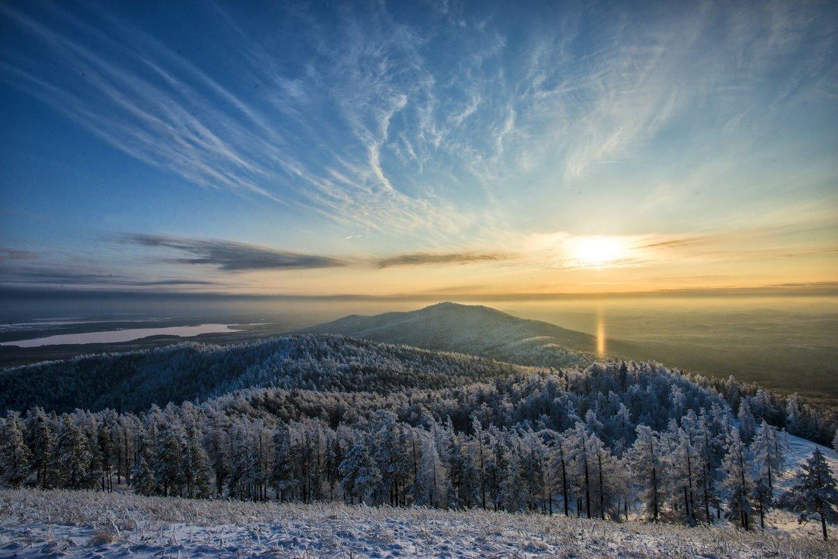 Поразительные пейзажи. 5 сказочно красивых мест Урала