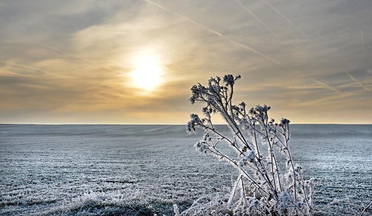 Мороз и метеорный дождь. Синоптики рассказали о погоде на Урале в пятницу 13-го