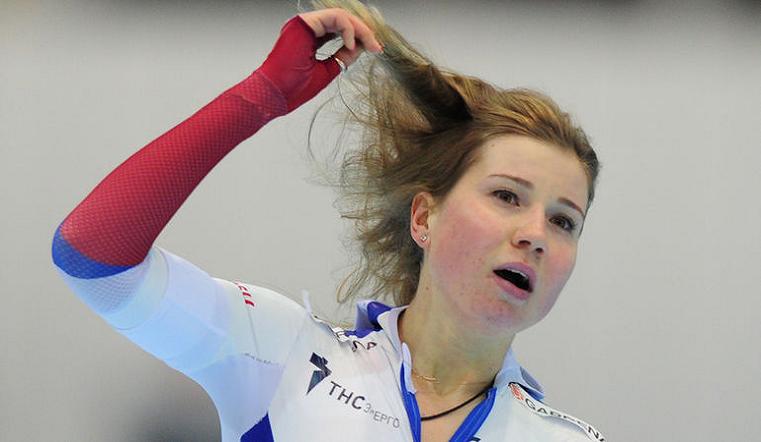Отличное начало. Челябинская конькобежка завоевала золотую медаль на чемпионате Европы