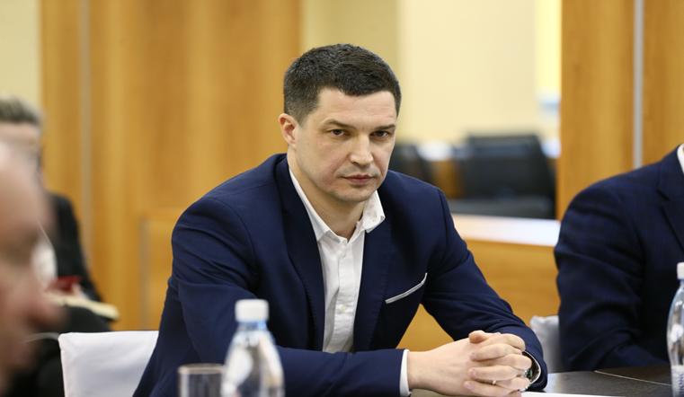 Спортсмен вместо бизнесмена. Челябинский «Трактор» возглавил профессиональный хоккеист.