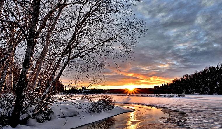 Мороз и солнце. Синоптики рассказали о погоде в Челябинской области