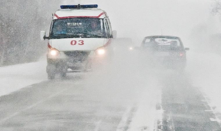 Мама и ребенок-школьник погибли. В Челябинской области автомобиль вылетел на встречку
