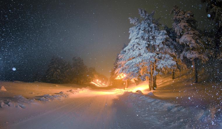 Цвет опасности. Метели и штормовой ветер прогнозируют на Южном Урале