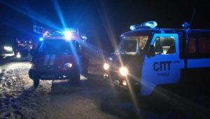 В страшной аварии в Челябинской области разбились 5 человек