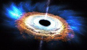 Противоречит законам физики. У черной дыры обнаружили необычную способность