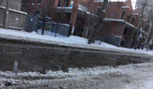 Кипятком залило улицы. Коммунальная авария оставила без воды жилой микрорайон