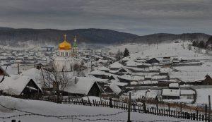 Наслаждаемся. Небольшой снег выпадет на Южном Урале