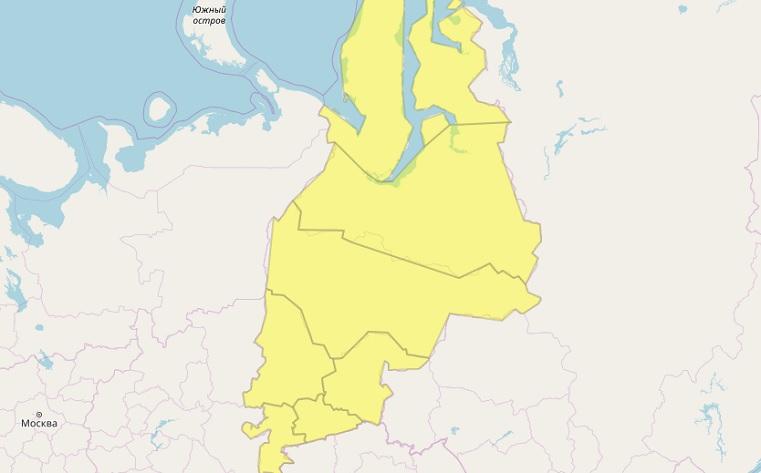 Гололед атакует. Желтый уровень погодной опасности объявлен в Челябинской области