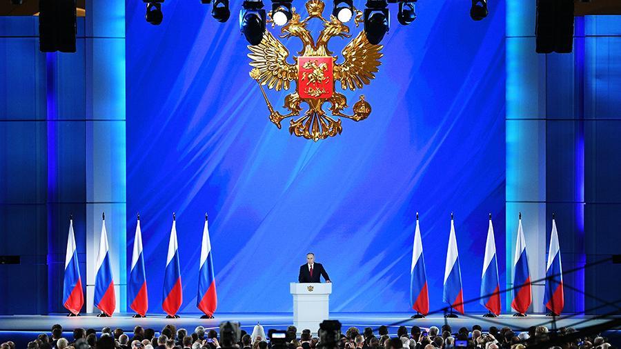 Президент России предложил выдавать материнский капитал после рождения первого ребенка