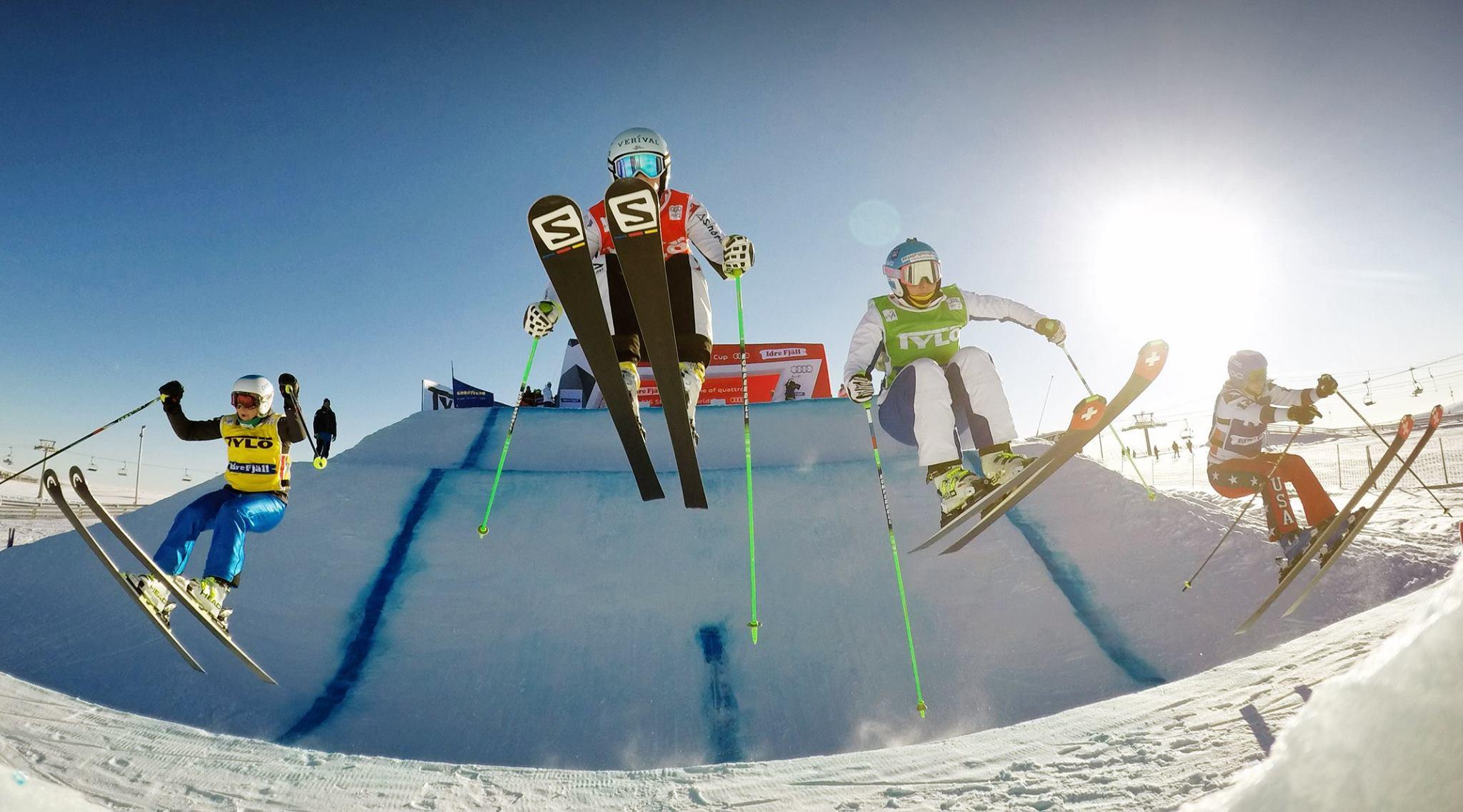 3 дня до старта. В Челябинской области пройдет Кубок мира по ски-кроссу