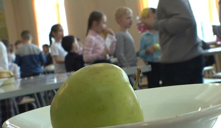 Бегали по тарелке. В Челябинске ученики сфотографировали школьный обед с насекомыми