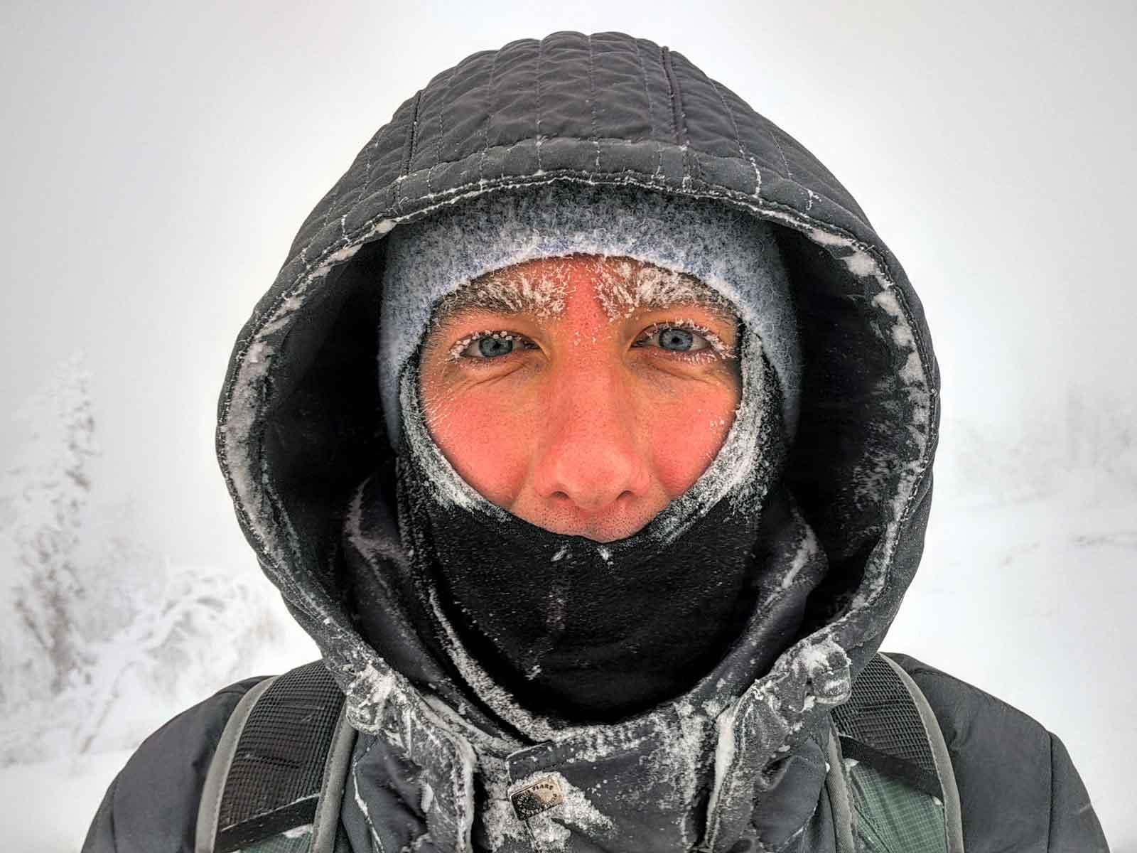 Сретенские морозы: где в России похолодает до -36
