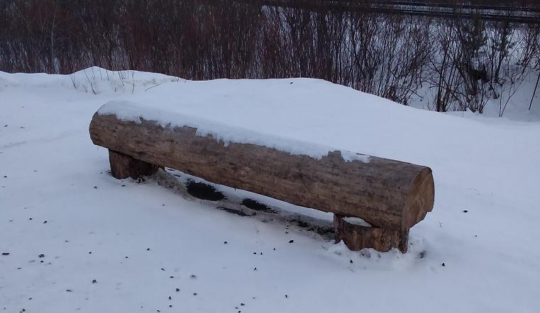 «Сядь на пенек». На Урале обсуждают новый вид автобусных остановок