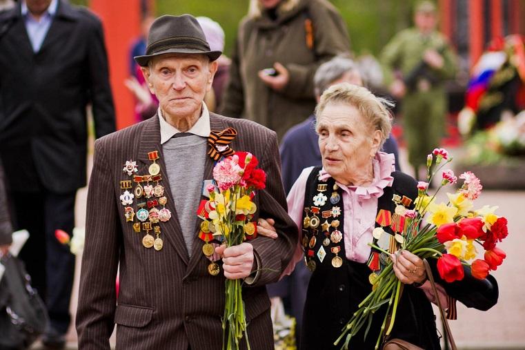 Заслужили. Ко Дню Победы ветеранам и труженика тыла вручат денежные выплаты