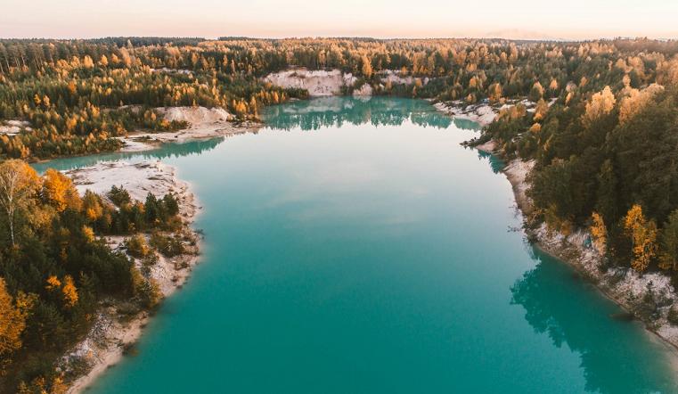 Идеально для фотосессий. «Уральское Бали» попало в топ-15 самых красивых мест России
