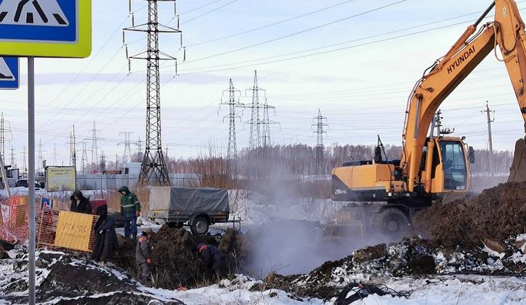 Коммунальный коллапс. Крупный микрорайон Челябинска остался без тепла и горячей воды