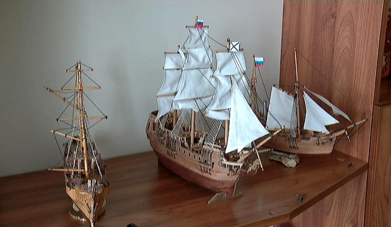 """Фрегат """"Паллада"""". Южноуралец строит корабли эпохи Петра I"""