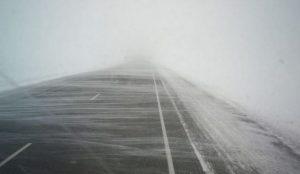 Лучше не ехать. На юге Челябинской области перемело дороги