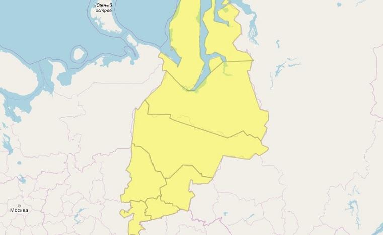 Снег и гололедица. Прогноз погоды в Челябинской области