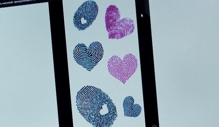 Дактилоскопия любви. Тату из отпечатков пальцев делают в Челябинске