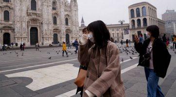 Туристические компании перестали предлагать отдых в Италии