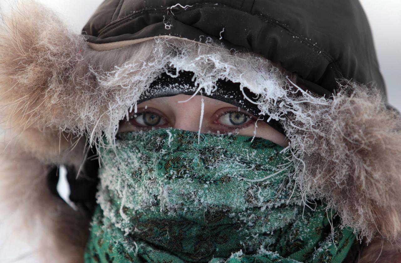 Пошла на снижение. Температура на Урале вернется к февральским значениям