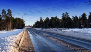 Когда весна? На Южном Урале обещают мокрый снег и гололед