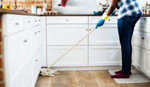 Чисто в доме, полезно для здоровья. Сколько калорий можно сжечь во время уборки
