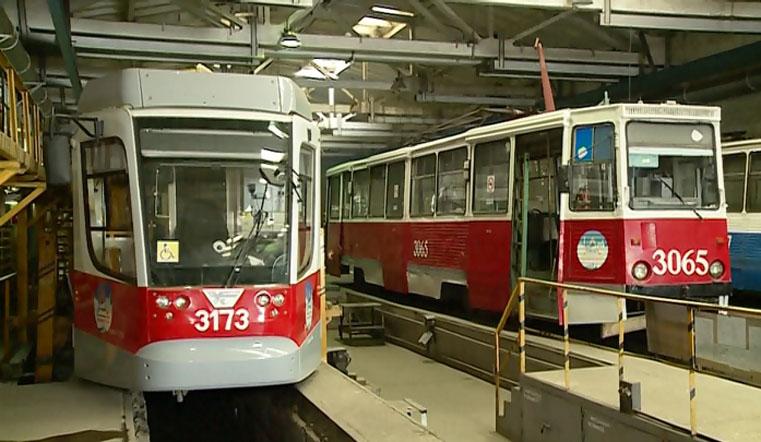 Под стук колес. Трамвайный парк обновляют в Магнитогорске